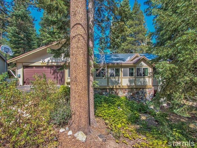 Family-style Charmer in South Lake Tahoe