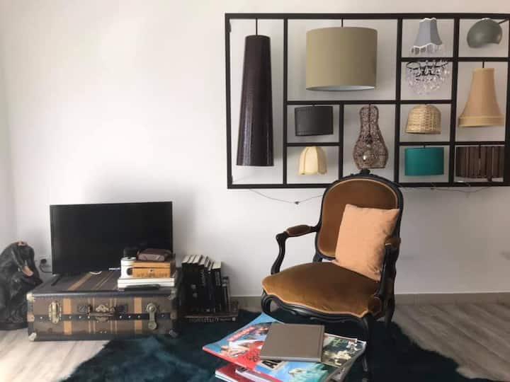"""Magnifique appartement """"Le 96 Maubeuge"""" en duplex"""