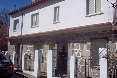 Casa en puerto de montaña, Sierra de Gredos - Mengamuñoz - Casa
