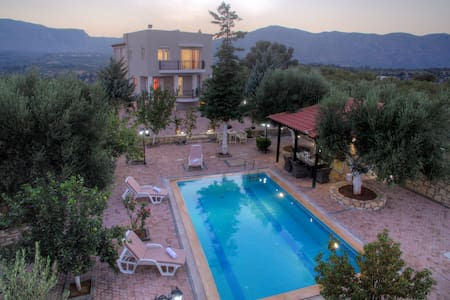 Marakis Villa Edem Garden Crete - Καβροχώρι - Vila