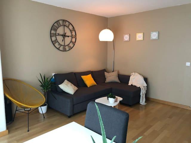 Bretzel Home Beau F2+garage centre ville Colmar