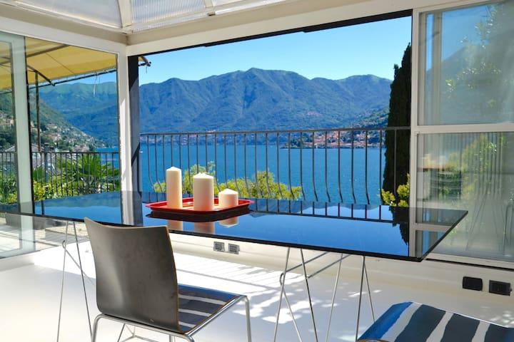 Waterfront Studio in Lake Como