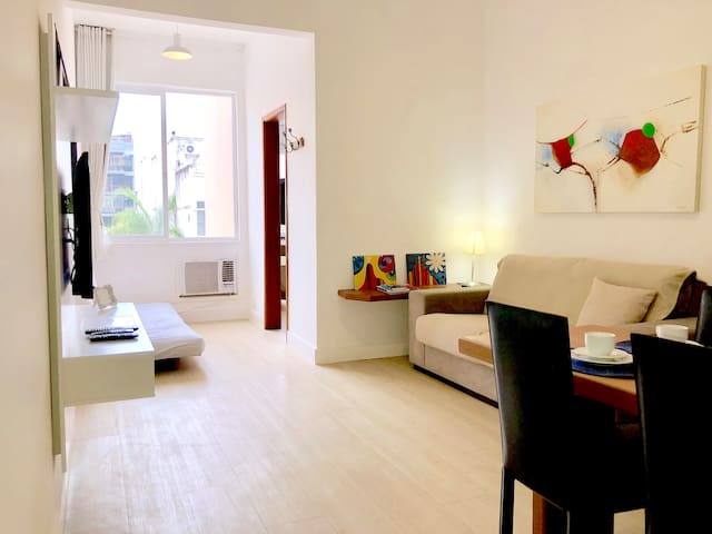 Apartment in the heart of Ipanema