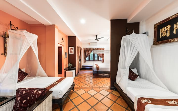 Pavillon Indochine - Suite Room