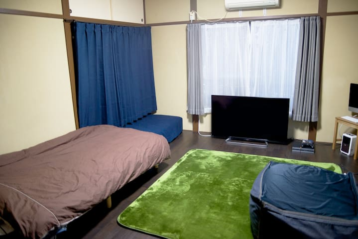 【10min by walk】ASAKUSA SHARE ROOM + ROOFTOP