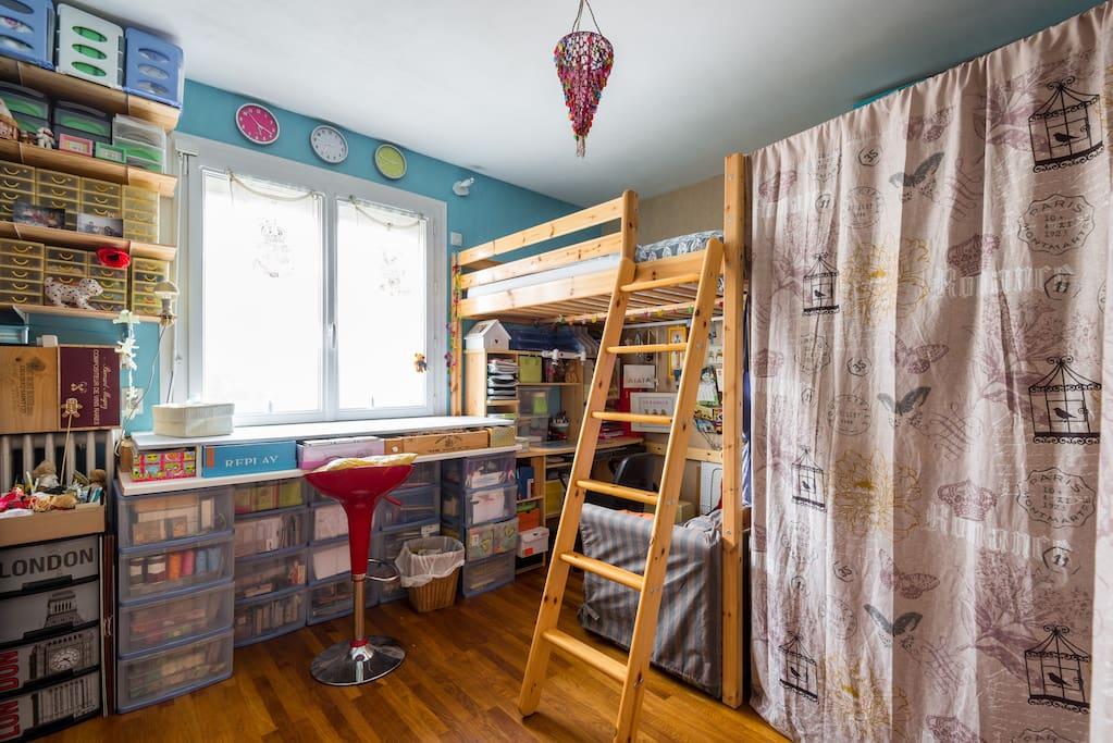 Bleuets chambre chez l 39 habitant maisons louer bron - Chambre chez l habitant france ...