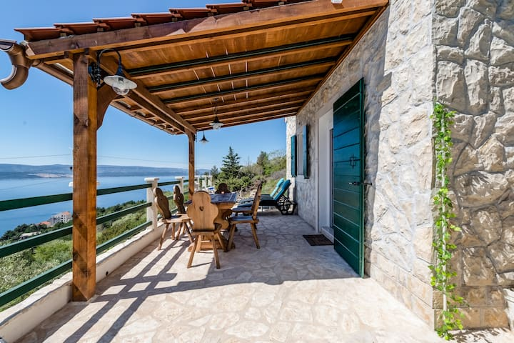 View Talay cottage - with pool / NEW - Mimice - Σπίτι