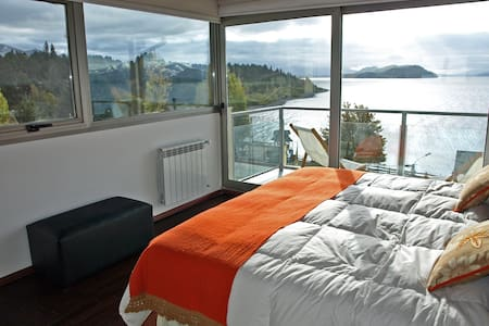Beach  Luxury Apartment + Pool! - San Carlos de Bariloche