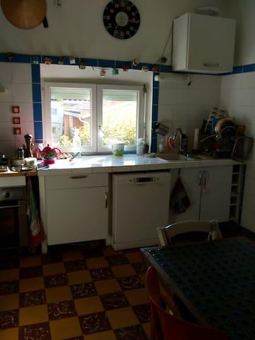 Maison simple, claire et agréable