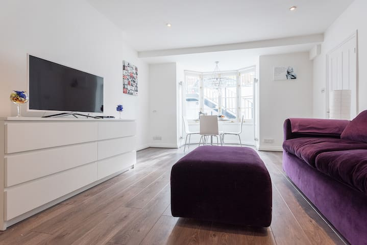 1 Bed Apt W2 Professional/Corporate Let min 90 day