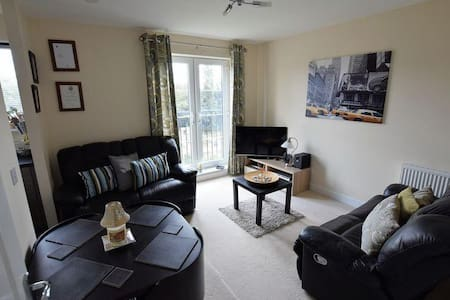 2 Bedroom Apartment - Oakham - Rutland - Apartament