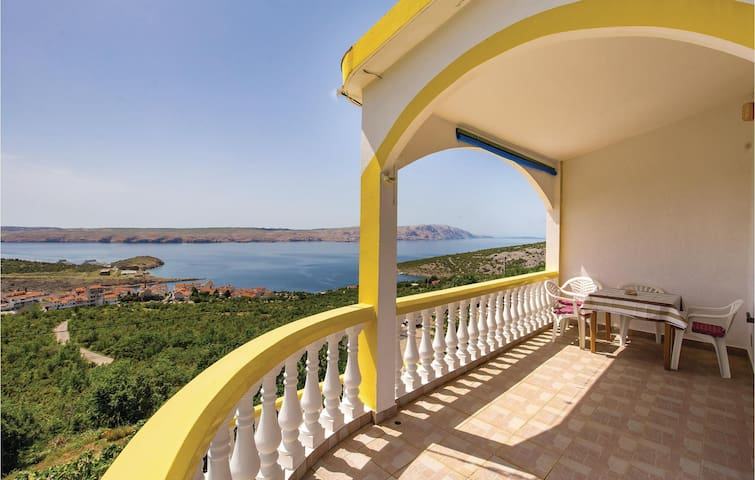Holiday apartment with 1 bedroom on 33m² in Stinica