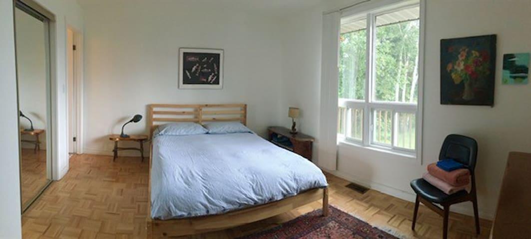 Primary Bedroom, Upper Floor
