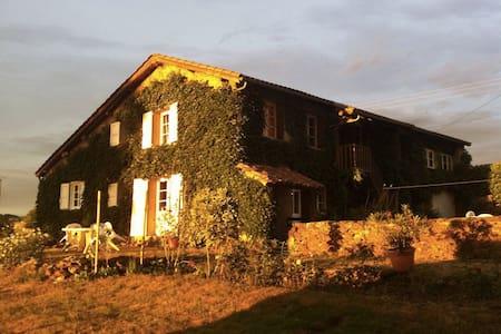 Escale santé nature Monts du Lyonnais - Saint-Symphorien-sur-Coise - Rumah