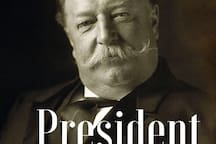 William Taft- our 27th President of The U.S.  He is the only President to also serve on the Supreme Court. We named our company after him because he just looks like a teddy bear and is the last US President to sport any mustache or beard!