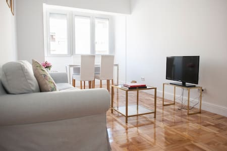 Cozy Apartment near Bernabeu/Apartamento Bernabéu - Madrid - Byt