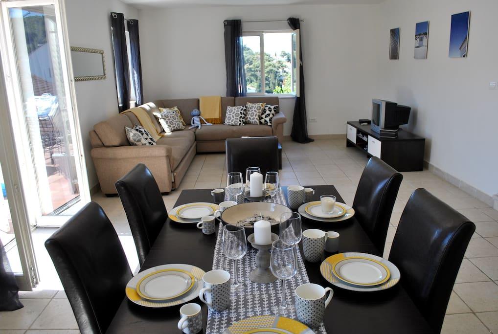 Dining / living  room - apt.1