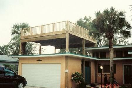 Sea Side Vacation Home - Venice Island, FL - Venice