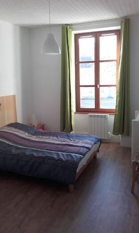 appartement centre bourg - Saint-Gérand-le-Puy - Pis
