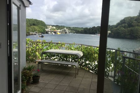 Waterside house. - Fowey - Townhouse
