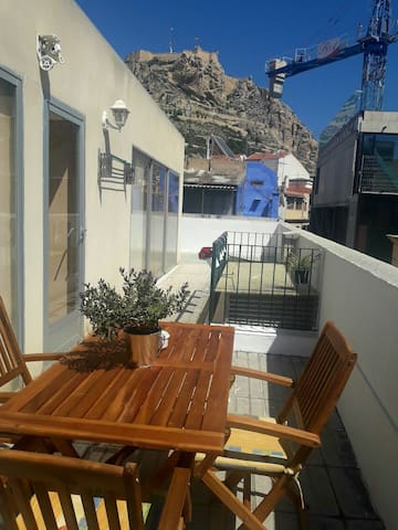 Alicante center close to beach - Alacant - Casa