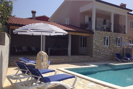 Wellniss Villa Brisa.  Pool/Sauna/Jacuzzi - Labin - Villa