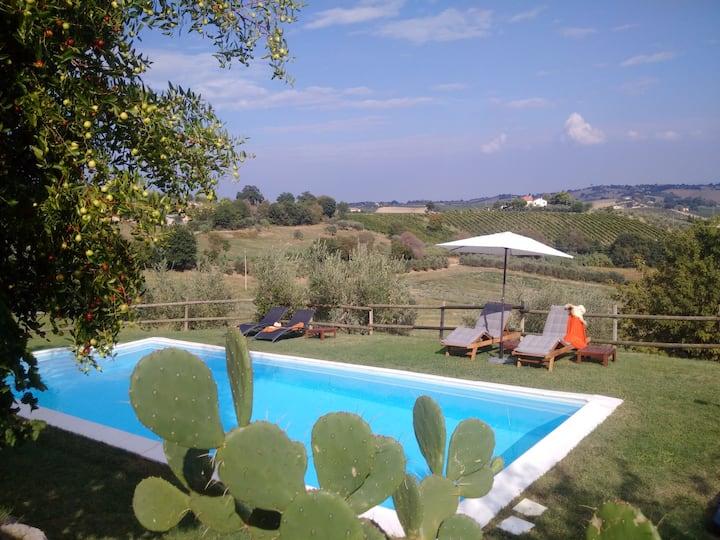"""Country House Villa Sant'Elena Apartment """"Gildo"""""""