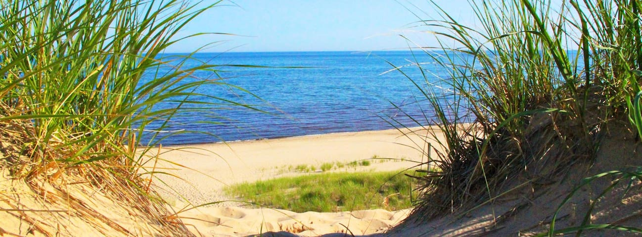 We are only 5 minutes from Indiana Dunes on Lake Michigan.  The Dunes attracts 3.5 million visitors each year.  Learn about attractions & activities at IndianaDunes      .com