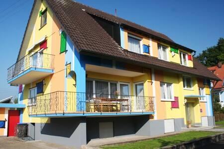 3 Sterne Ferienhaus mit 310 qm, 8 Schlafzimmer - Teningen