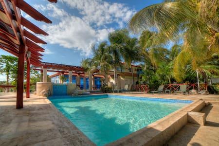 Hermosa Villa en la Bahía frente a las Dunas #5 - Baní - Villa