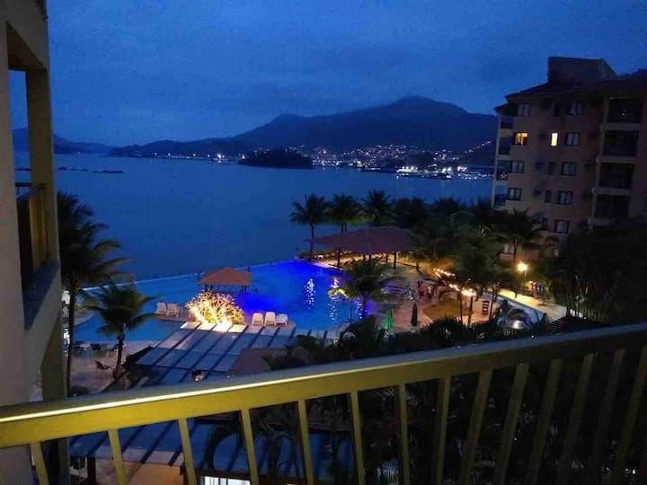 Porto Bali condomínio anexo ao hotel Mercure