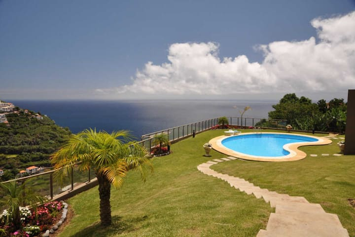 Peaceful Calheta - 40min by car from Ciy Funchal - Estreito da Calheta - Appartement