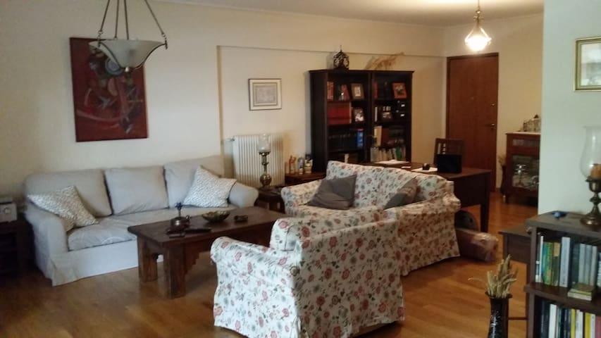 Spacious and comfy flat. - Likovrisi