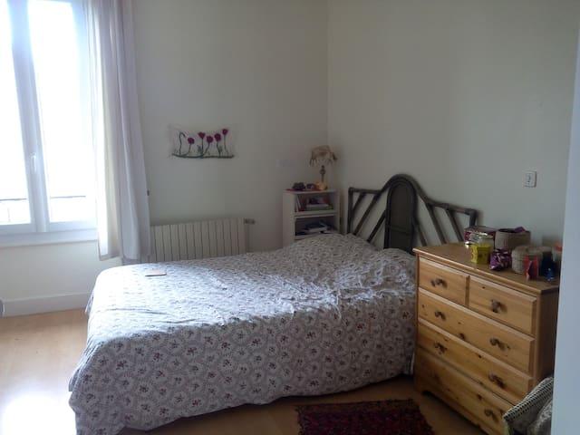 Chambres dans grande maison, avec jardin, cuisine - Capdenac-Gare - Casa adossada