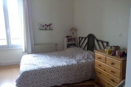 Chambres dans grande maison, avec jardin, cuisine - Capdenac-Gare - タウンハウス