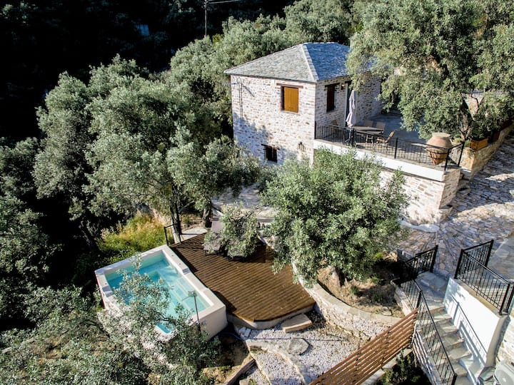 Villa Ioanna by Pelion Esties
