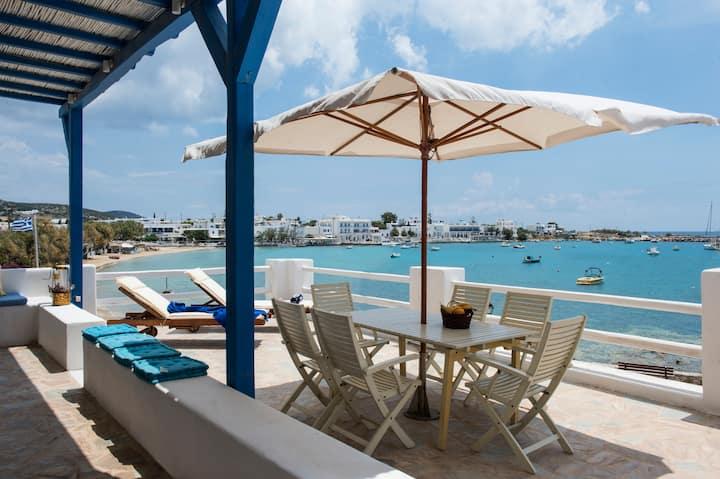 Evita's Beach House ,  Aliki , Paros