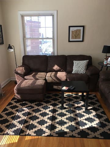 Edgewater 1BR apartment for RNC - Lakewood - Apartamento