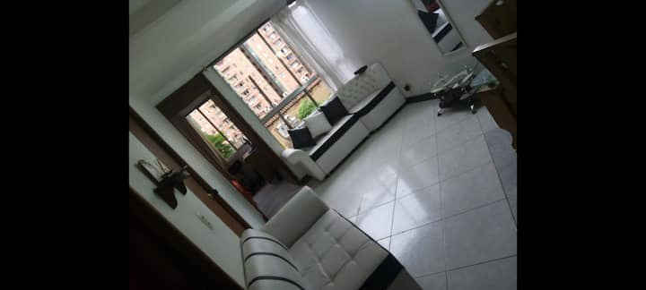 Habitación por días en Medellín