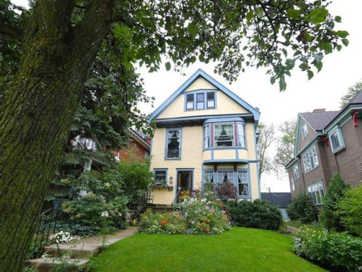 Apartment & Art Gallery in Elmwood Village