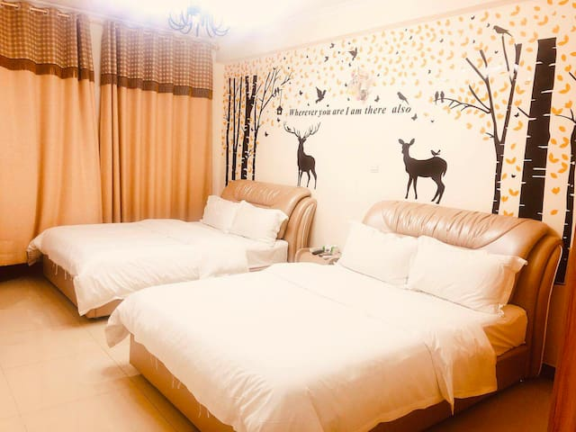 精品双人间superior room with twin bed