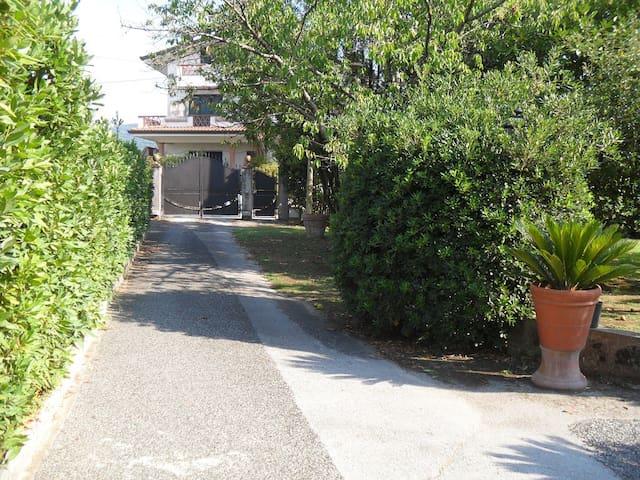 BILOCALE NEL PARCO - Massarosa - Huoneisto