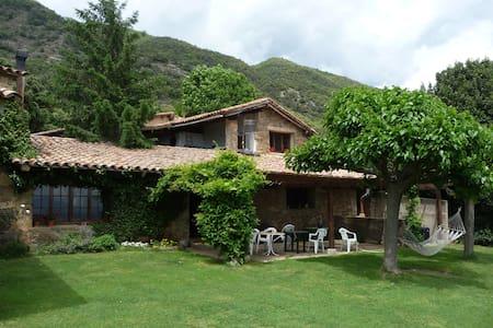 MAS PEDROSES, pura naturaleza - Sant Pere de Torelló - 独立屋