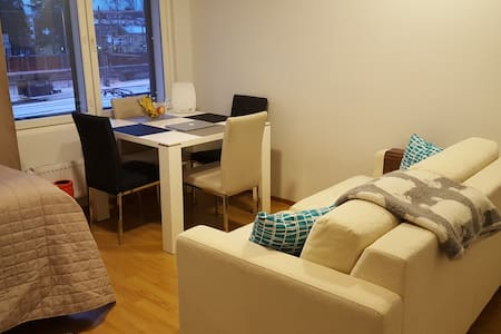 Studio apartment in city centre - Jyväskylä