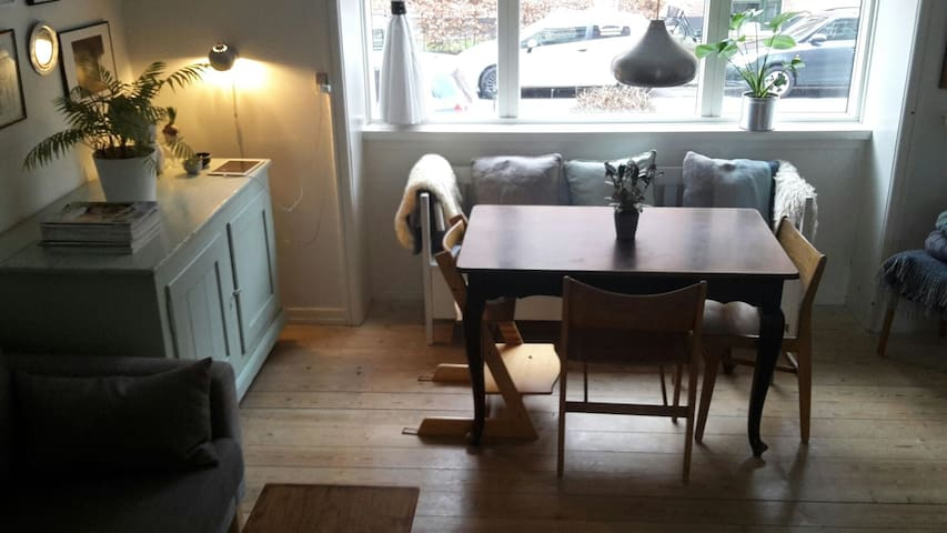 Cozy, quiet & central home with atmosphere. - København - Apartment