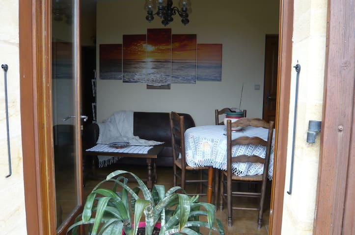Appartement très agréable à Monpazier