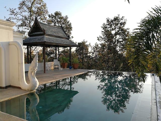Balmy Stay in Amaravati Wellness Center Maerim