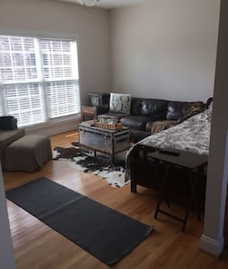 Waiting for your restful getaway! Easy I-95 access - Apartment