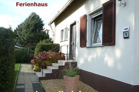 Haus Lind Ferienhaus EG  Grevenbroich - Grevenbroich - House