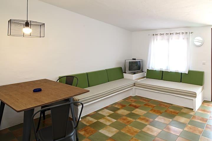 Apartamento Playa. Calamar 4